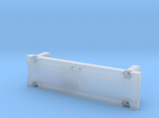 KATO MOTOR -  Loksound DirSel & Pwr Pck mount in Smooth Fine Detail Plastic