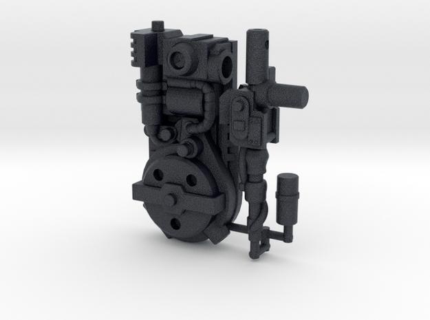 """""""Sparkbuster"""" Pack Set (5mm) in Black PA12: Medium"""