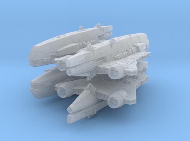 1/1000 Rebels Gozanti x4 in Smooth Fine Detail Plastic