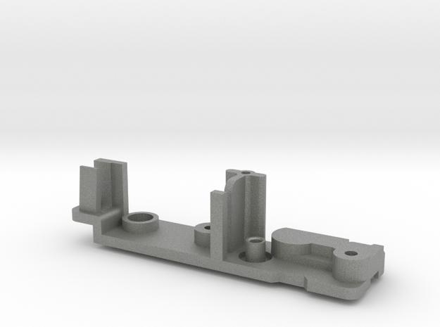 GE 3-5259 & Realistic SCR-8 boombox head bracket in Gray PA12