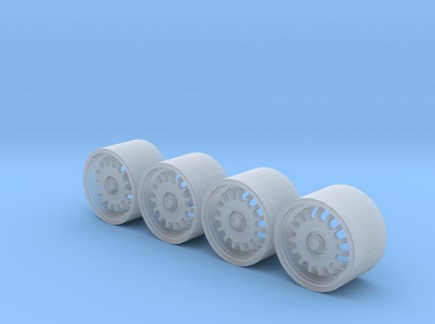 XJS GrA Speedline in Smoothest Fine Detail Plastic