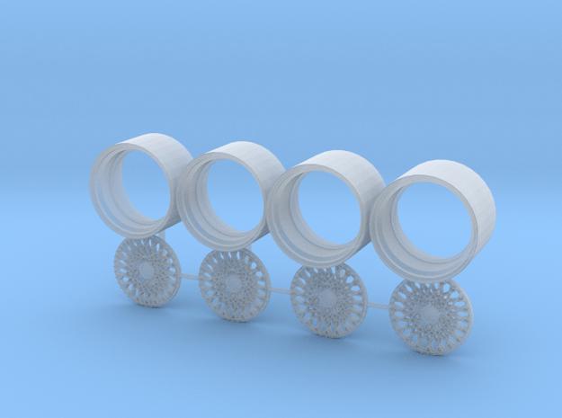 Rotiform LHR17 MadBull in Smoothest Fine Detail Plastic