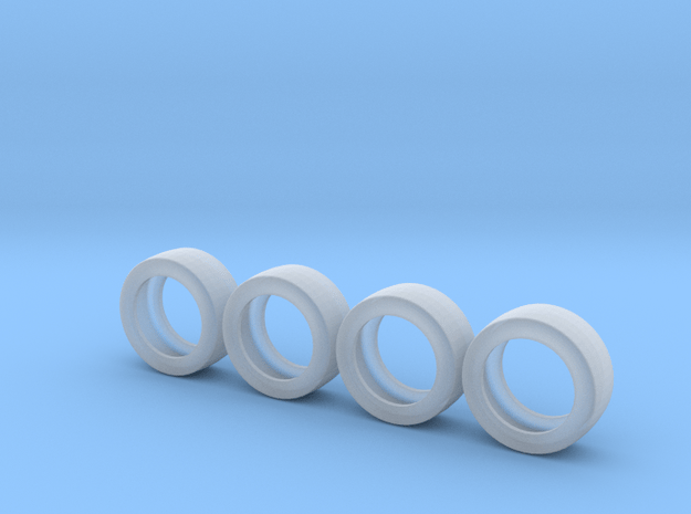 1000 TCR Slicks in Smoothest Fine Detail Plastic