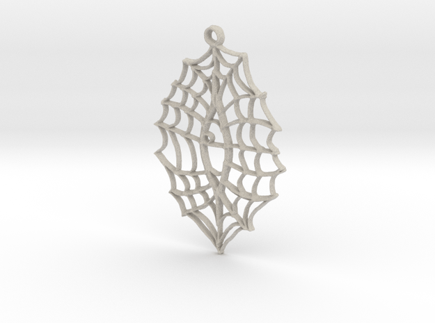 :Vision Web: Pendant in Natural Sandstone