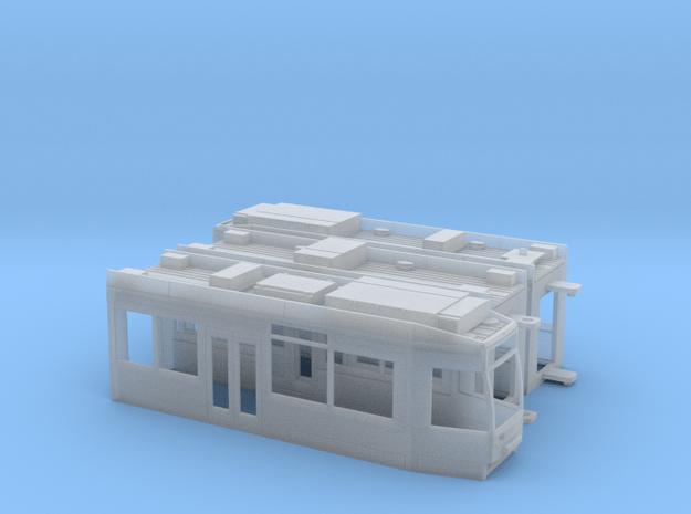 BOGESTRA MGT6D in Smooth Fine Detail Plastic: 1:120 - TT