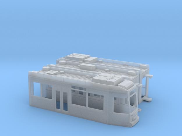 Erfurt MGT6DE in Smooth Fine Detail Plastic: 1:120 - TT
