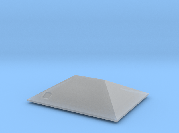 02 Pana Roof in Smooth Fine Detail Plastic