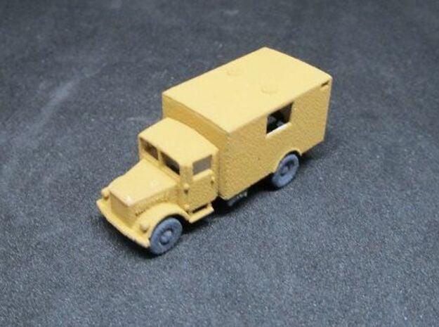 1/144 Opel Blitz Ambulance in White Natural Versatile Plastic