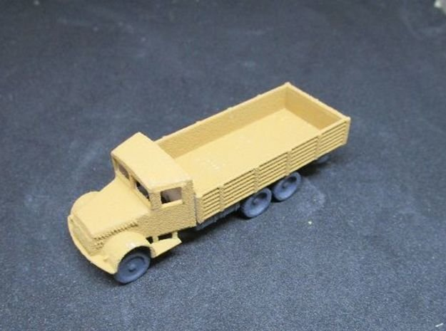 1/120 Tatra T 111 truck Wehrmacht in White Natural Versatile Plastic