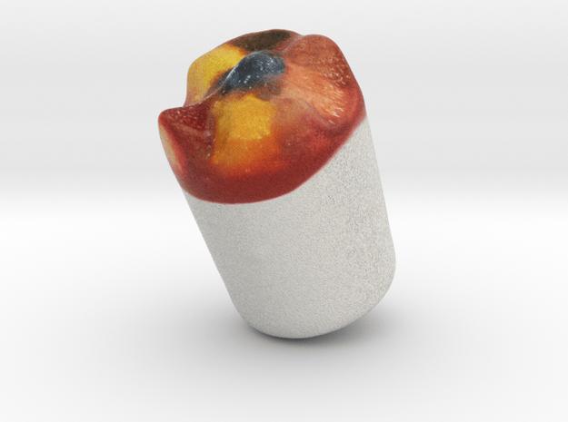 The Yogurt Mousse in Full Color Sandstone