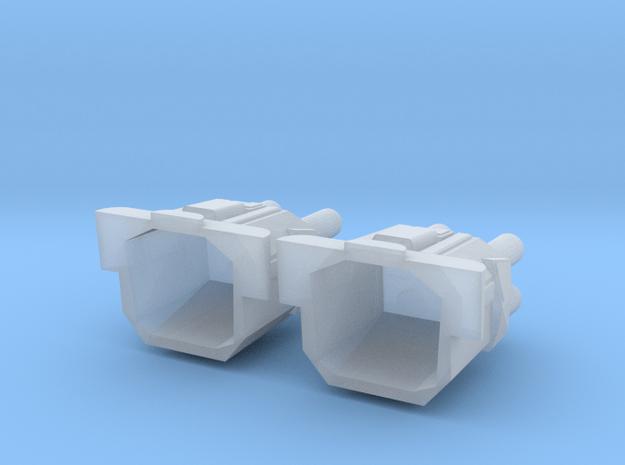 2256 Devastator quads in Smooth Fine Detail Plastic