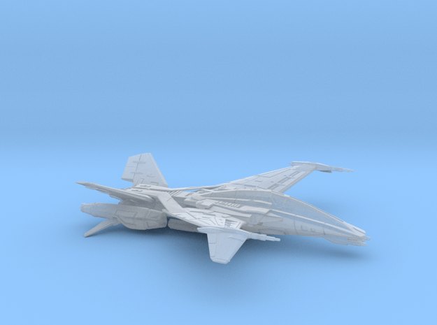 M-class-3.5 in Smooth Fine Detail Plastic