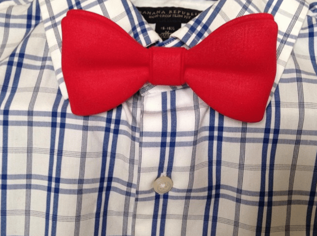 3D Printed Bow Tie