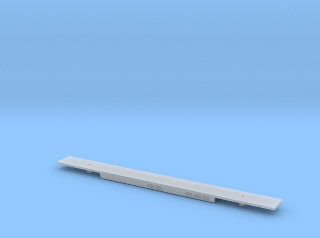 HEX/Northern Rail Class 332/333 PTSO Chassis in Smooth Fine Detail Plastic