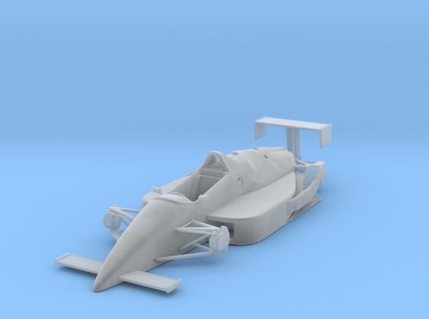 '92 Galmer No Tires version in Smooth Fine Detail Plastic