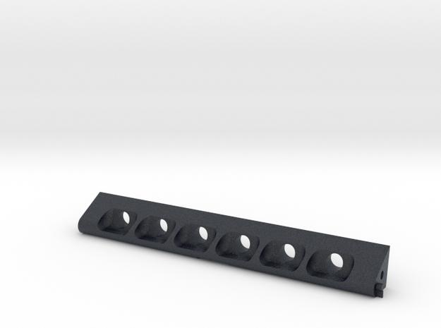 Regulation Rear Light Bar - Enduro Gatekeeper  in Black PA12