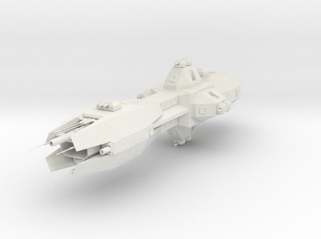 Arctic_cruiser_7_inch_ in White Natural Versatile Plastic