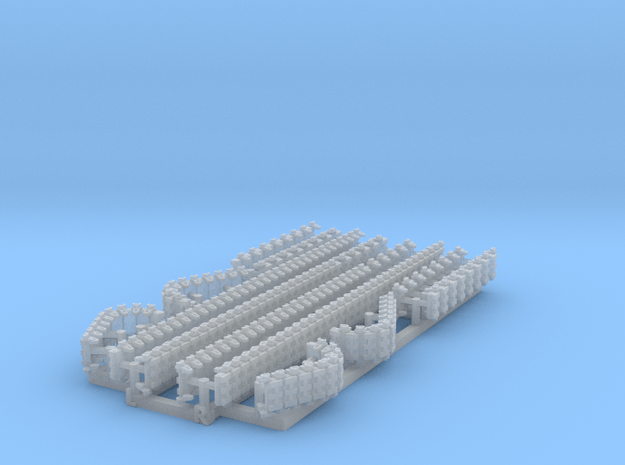 Tracks WE210 1/72 scale TRK: 72-005 in Smooth Fine Detail Plastic