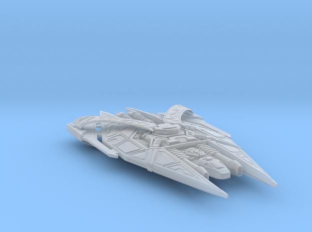 G_KAR_HEAVYCRUISER in Smooth Fine Detail Plastic