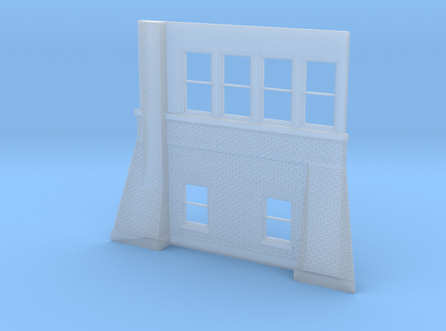 North Pana Tower Wall 4 of 7 in Smooth Fine Detail Plastic