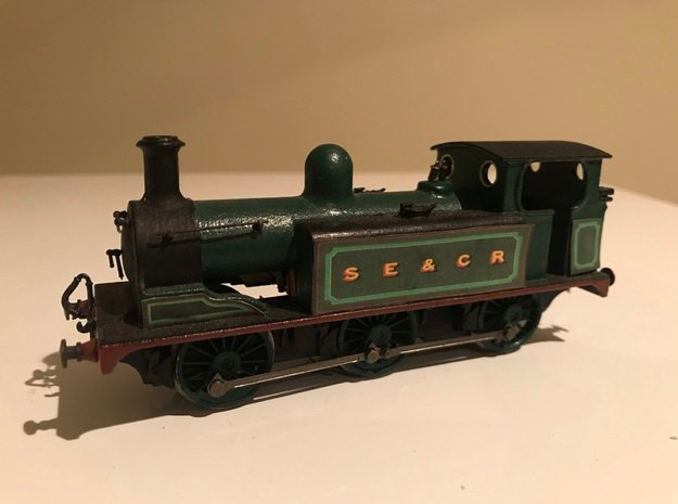 OO Gauge SECR(Ex LCDR) Kirtley T Class