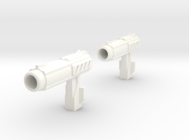 MP Autobot Hand Gun QTY 2