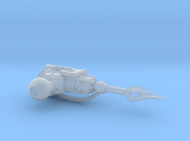 Lightning spear for Proteus-pattern Warhound in Smooth Fine Detail Plastic
