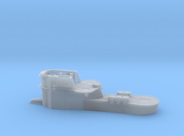 1/100 Uboot Conning Tower IXC U-505