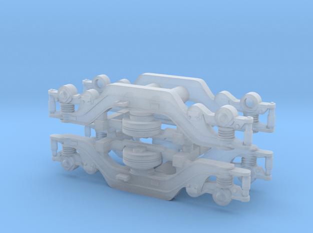 VIRM / DD-AR draaistel in Smoothest Fine Detail Plastic