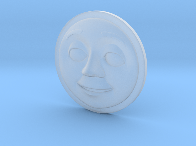 Thomas Face V2 (Spong) 'Trackmaster Scale' in Smooth Fine Detail Plastic