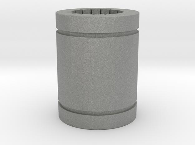Linear bearing LM20UU in Gray PA12