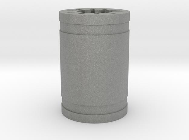 Linear bearing LM4UU in Gray PA12