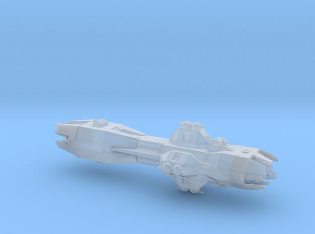 Arctic cruiser 70mm in Smooth Fine Detail Plastic