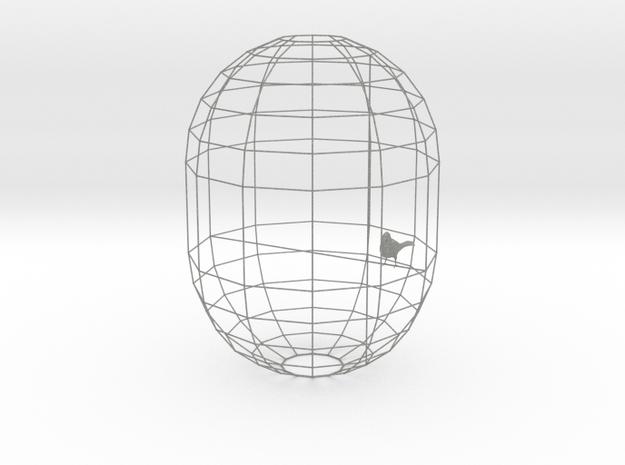 Canary Lamp Shade in Gray PA12