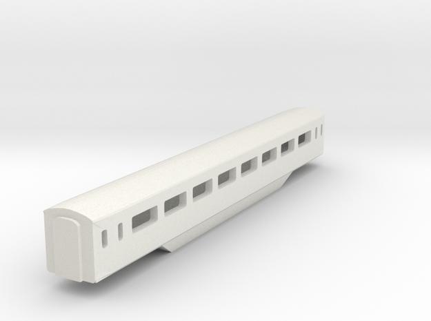 T gauge 1.450 MK3 Coach in White Natural Versatile Plastic