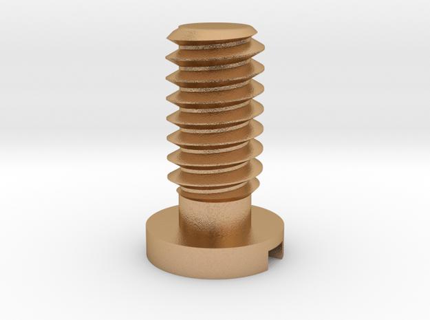 Extender bolt for UURig R067 in Natural Bronze