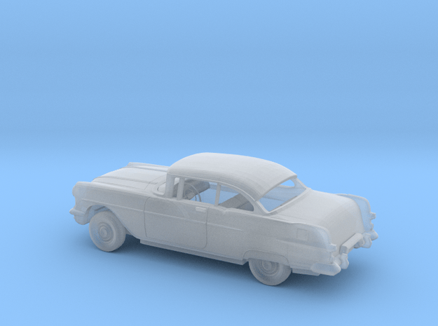 1/87 1956 Pontiac Catalina Coupe Kit in Smooth Fine Detail Plastic