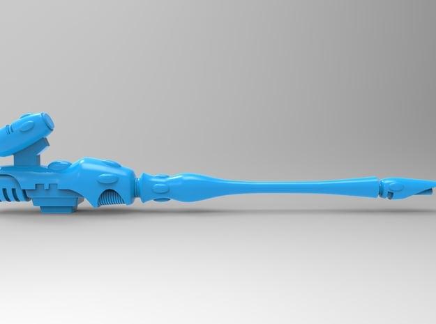 Space Elf - Vehicle/Walker Bright Lance in Smooth Fine Detail Plastic