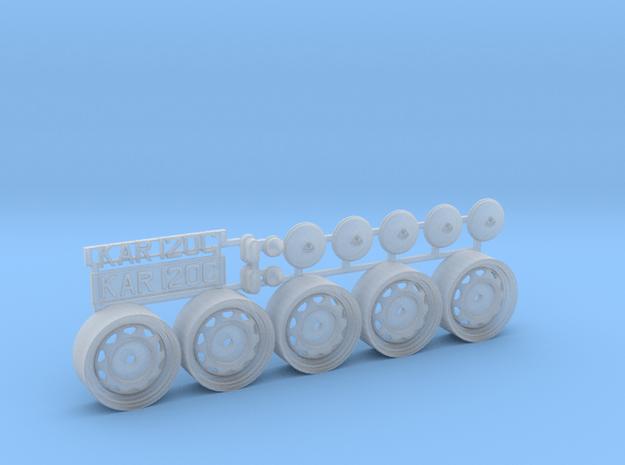 Prisoner Lotus 7 TK in Smoothest Fine Detail Plastic