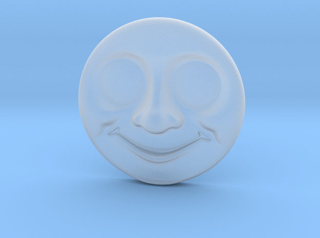 Thomas Face V2 (Dalby) OO in Smooth Fine Detail Plastic
