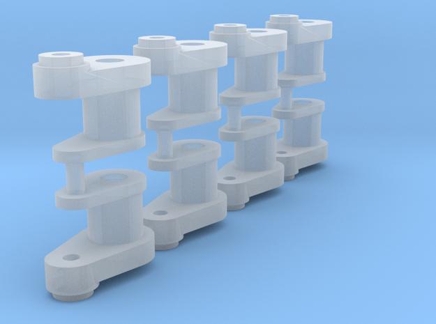 Generic GraFar compatible flycranks in Smooth Fine Detail Plastic