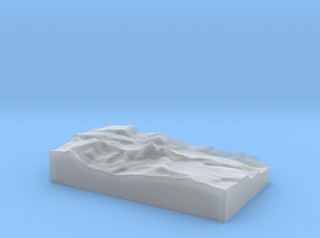 Matterhorn  peak in Smooth Fine Detail Plastic