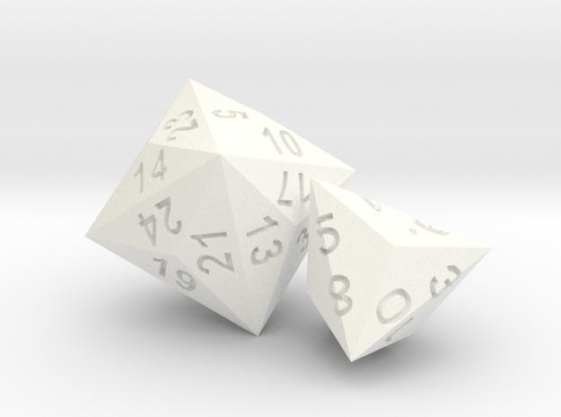 Bill's bundle in White Processed Versatile Plastic
