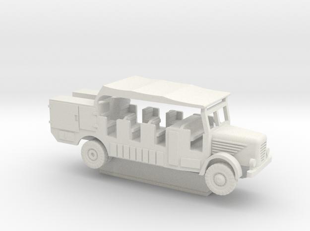 1/120 Bussing Kfz 415  in White Natural Versatile Plastic