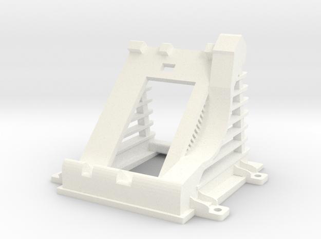 Preston PFIU Stand in White Processed Versatile Plastic