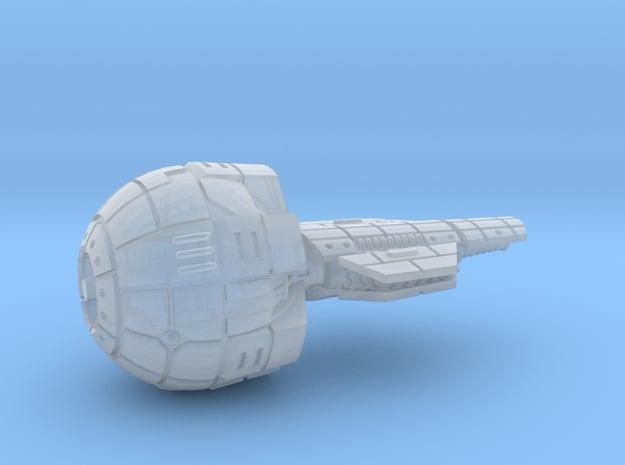 Terran (TFN) Cruiser (alt) in Smooth Fine Detail Plastic