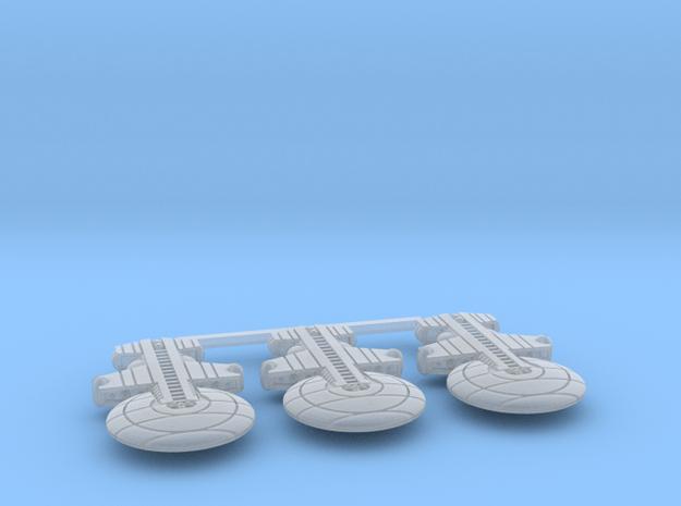 Terran (TFN) Survey Destroyer Datagroup in Smooth Fine Detail Plastic