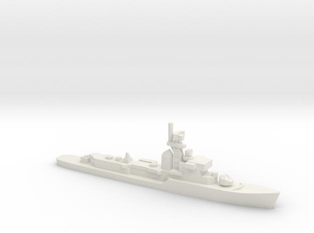 Gneisenau class (Type 138) Frigate, 1/1800