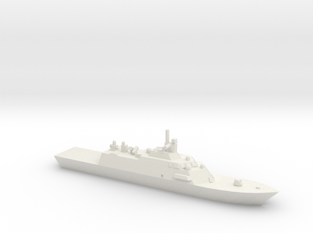 Multi-Mission Surface Combatant (Ver.1), 1/1800