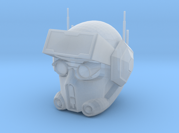 Clone Trooper Tech- The Bad Batch   CCBS Scale in Smooth Fine Detail Plastic